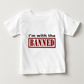 Banned-2015.png Baby T-Shirt