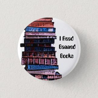 banned books pinback button