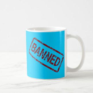 banned coffee mug