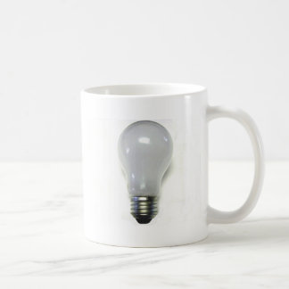 Banned Incandescent Light Bulb Coffee Mug