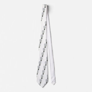 Banned Incandescent Light Bulb Tie