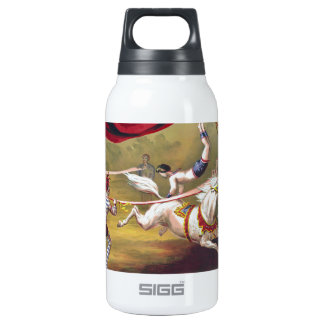 Banner Act Vintage Circus Art SIGG Thermo 0.3L Insulated Bottle