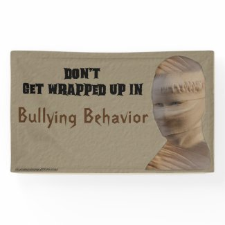 """Banner Bulletin Board """"Don't Get Wrapped Up in ..."""