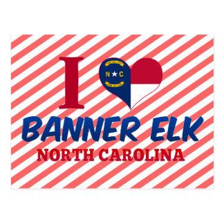 Banner Elk, North Carolina Postcard