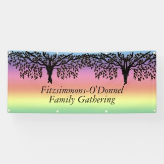 Banner - Family Gathering