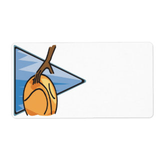 Banner Shipping Label