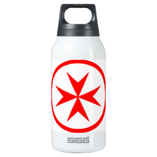 Banner of the Navy Tuscany Medici Insulated Water Bottle