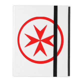 Banner of the Navy Tuscany Medici iPad Cover