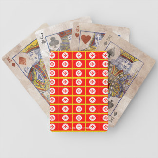 Banner of the Navy Tuscany Medici Bicycle Playing Cards