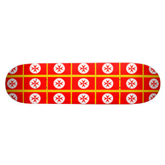 Banner of the Navy Tuscany Medici Skateboard