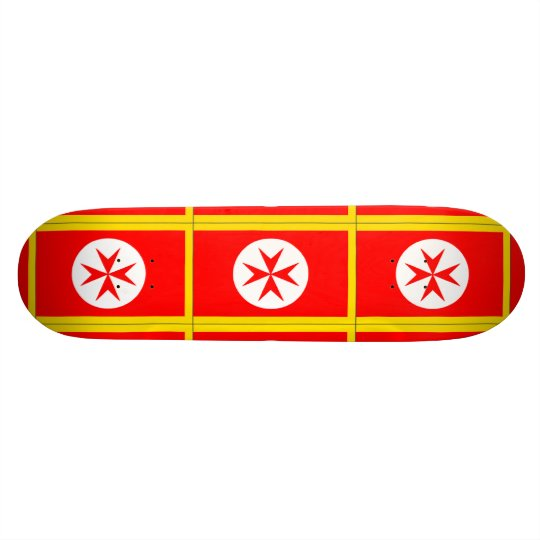 Banner of the Navy Tuscany Medici Skateboard Deck