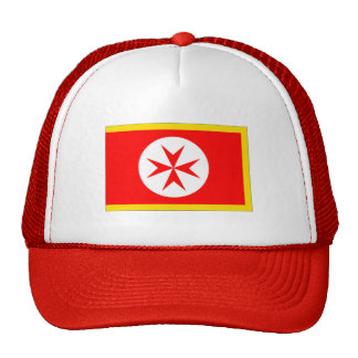 Banner of the Navy Tuscany Medici Trucker Hat