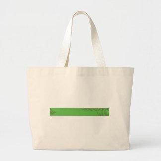 Banner-plant_green Jumbo Tote Bag