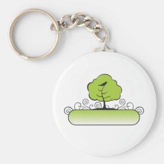 Banner_tree-Green Llavero Personalizado