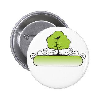 Banner_tree-Green Pin Redondo 5 Cm