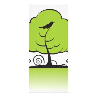 Banner_tree-Green Rack Card