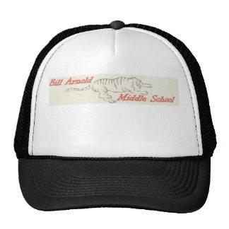 banner trucker hat