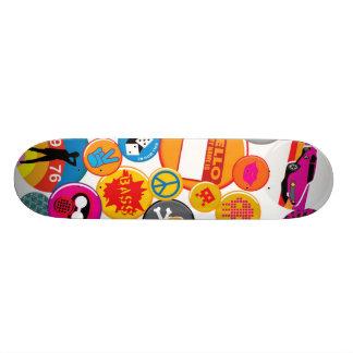 bannere-rotunde skateboard decks