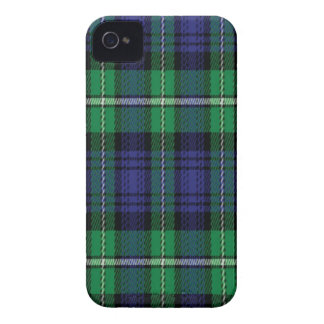 Bannerman Scottish Crest and Tartan iPhone4 Case