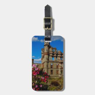 Bannerman's Castle on Bannerman Island Bag Tag