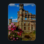 "Bannerman&#39;s Castle on Bannerman Island Magnet<br><div class=""desc"">Bannerman&#39;s Castle on Bannerman Island,  New York. USA. 
