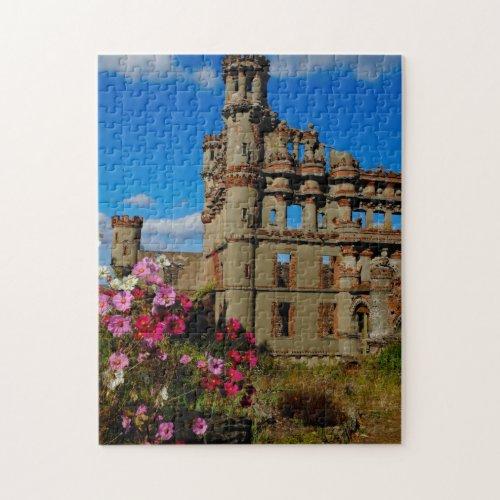 Bannerman's Castle Puzzle