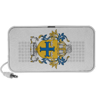Banning Family Crest iPhone Speakers