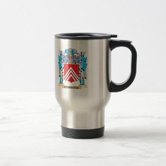 Bannister Coat of Arms Coffee Mugs