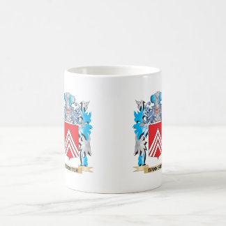 Bannister Coat of Arms Mugs