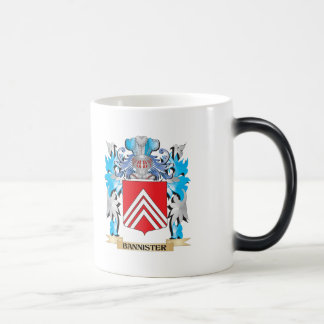 Bannister Coat of Arms Coffee Mug