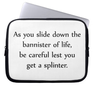 Bannister Laptop Computer Sleeves