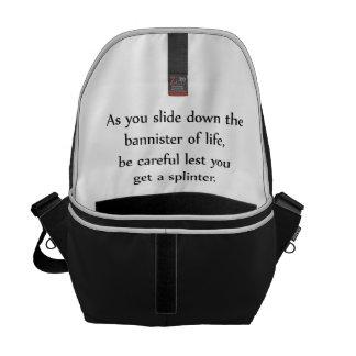 Bannister Messenger Bag