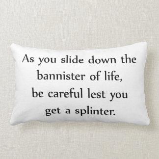 Bannister Pillows