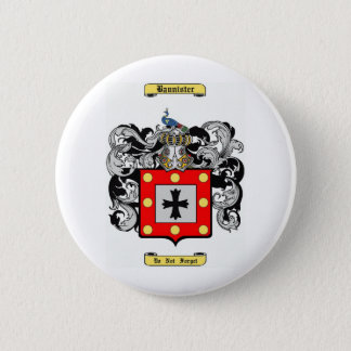 Bannister Pinback Button