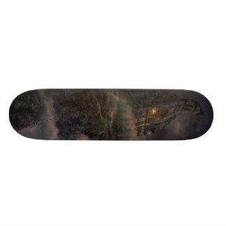 Bannitio (dark) - Skateboard