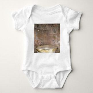 Baño de Caldarium en Pompeya Remeras