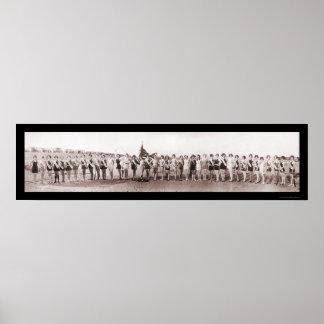 Baño de la foto 1926 de Galveston de las bellezas Impresiones