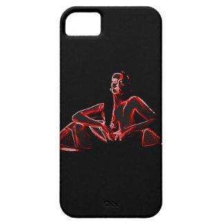 Baño de sangre funda para iPhone SE/5/5s