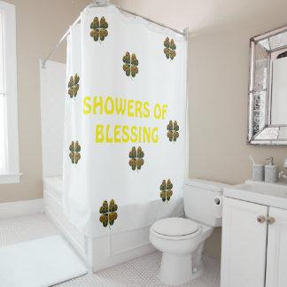 Baño inspirado cortina de baño