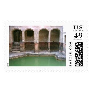 Baños romanos sello