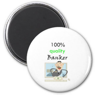 banquero 100 de la calidad imán de frigorífico