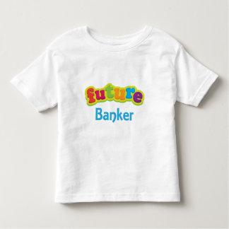 Banquero (futuro) para el niño polera
