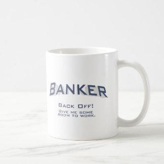 Banquero - trabajo taza clásica