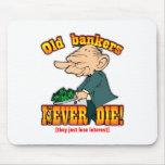 Banqueros Alfombrillas De Raton