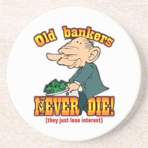 Banqueros Posavasos Personalizados