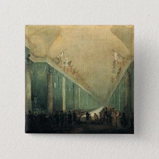 Banquet Given for Napoleon Bonaparte Pinback Button