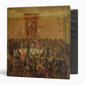 Banquet Given in Honour of Louis XIV  by the 3 Ring Binder