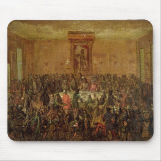 Banquet Given in Honour of Louis XIV  by the Mouse Pad