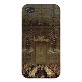 Banquet in the Redoutensaal, Vienna, 1760 Covers For iPhone 4