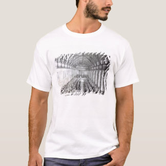 Banquet of Charles II  in St. George's Hall T-Shirt